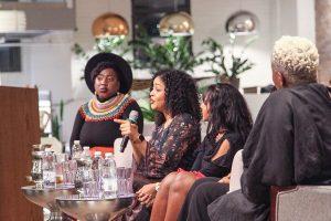 Teneisha Collins Black Women Rise H.E.R. Event