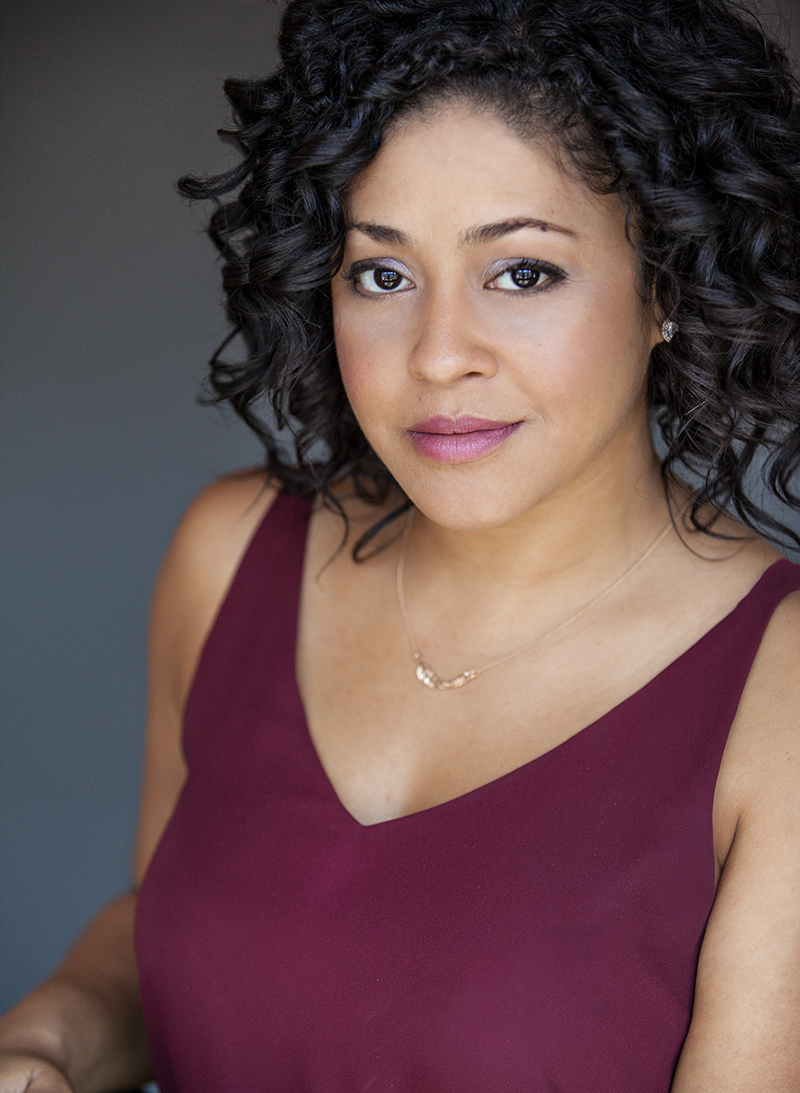 Teneisha Collins Actor Headshot